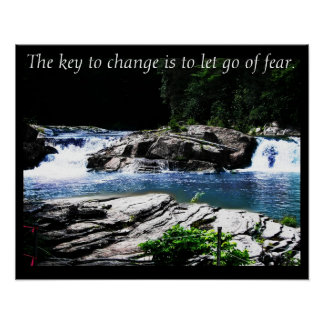 The Key to Change ~ Nature Photo Posters