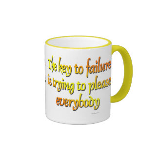 The Key To Failure... Mug