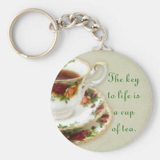 The Key To Life Keychain