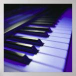 The Keyboard's Keys Print