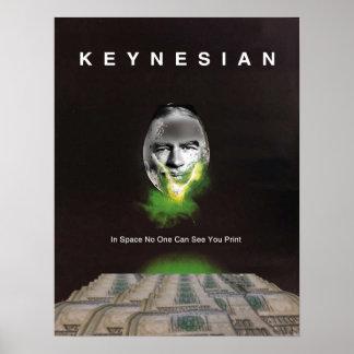 The Keynesian Poster