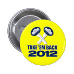 The Keys to The White House Button