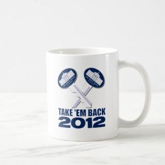 The Keys to The White House Coffee Mugs