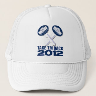 The Keys to The White House Trucker Hat