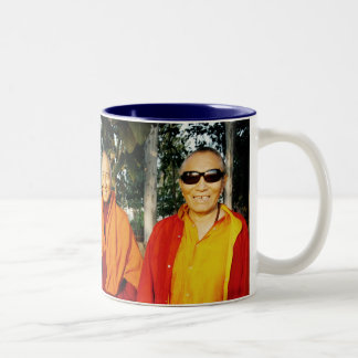 The Khenpo Rinpoches in India Mug