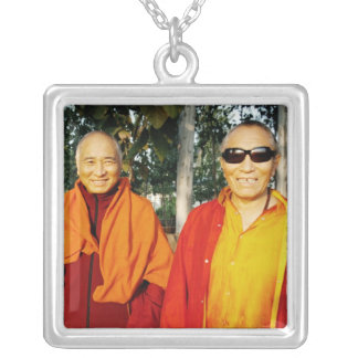 The Khenpo Rinpoches in India Necklace