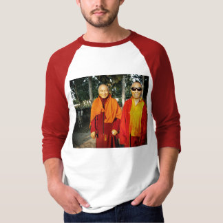 The Khenpo Rinpoches in India T-shirt