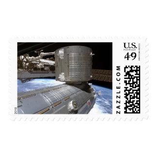 The Kibo Japanese Pressurized Module 2 Stamp