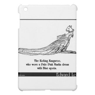The Kicking Kangaroo iPad Mini Case