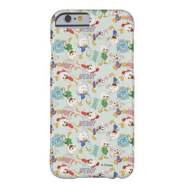 The Kids are Back in Town Pattern Barely There iPhone 6 Case