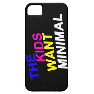 The Kids Want Minimal iPhone Case iPhone 5 Covers
