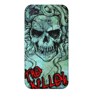 The Killer-01-IPHONE-02 Case For iPhone 4