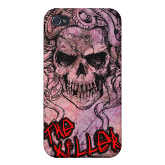 The Killer-01-IPHONE-02-PI iPhone 4/4S Covers