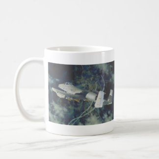 The Killer Bees by Harly Copic Classic White Coffee Mug