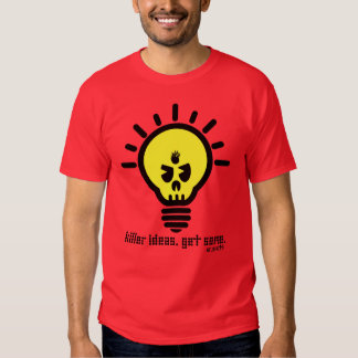 The 'Killer Ideas' TShirt by SmithBrand!