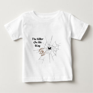 The Killer On His  Way Baby T-Shirt