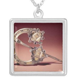 The Kilmainham Brooch, from Kilmainham Square Pendant Necklace