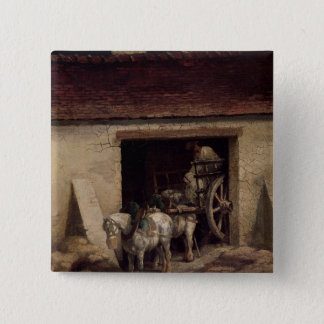 The Kiln at the Plaster Works Pinback Button