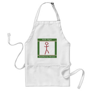 The Kindhearted Woman Adult Apron