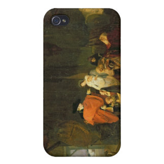 The Kindness of Louis XVI iPhone 4 Cover