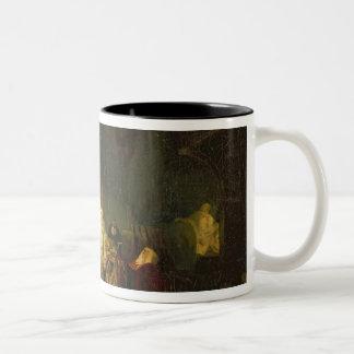 The Kindness of Louis XVI Two-Tone Coffee Mug
