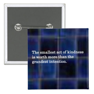 The Kindness of Others Button