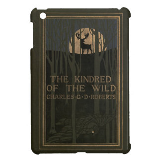 The kindred of the wild a book of animal life 1902 iPad mini case