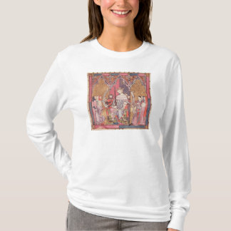 The King Administering Justice T-Shirt