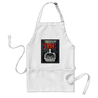 THE KING ADULT APRON