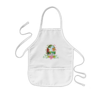 The King and Queen Kids Apron