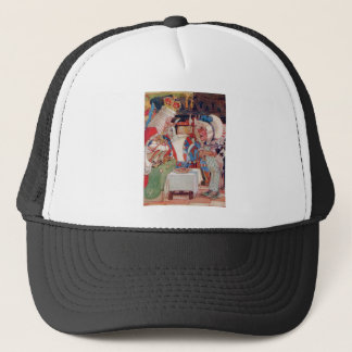 THE KING AND QUEEN OF HEARTS QUESTIONS THE COOK TRUCKER HAT