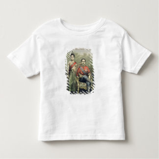 The King and Queen of Siam Tshirt
