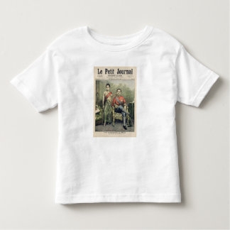 The King and Queen of Siam T-shirt