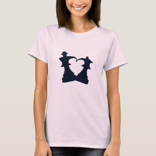 The king and the queen are in love T-Shirt