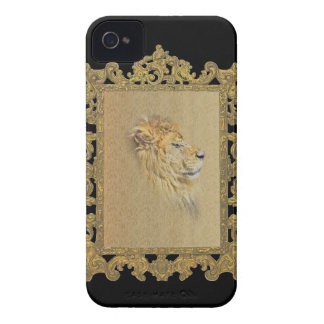 The King ~ Blackberry Bold 9700/9780 iPhone 4 Cover