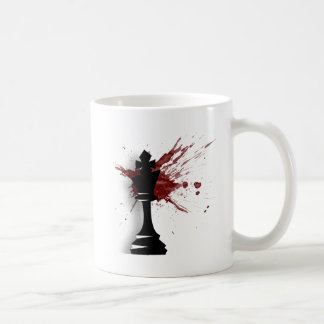 """The King"" Classic White Coffee Mug"