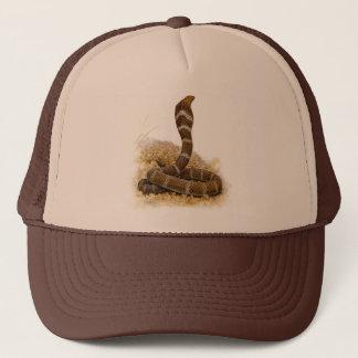 The King Cobra Trucker Hat