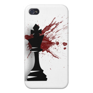 """The King"" Covers For iPhone 4"