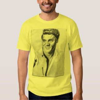 the king design by james lubera shirts