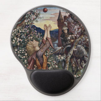 The King Found the Princess Lilac Fairy Book Tale Gel Mouse Pad