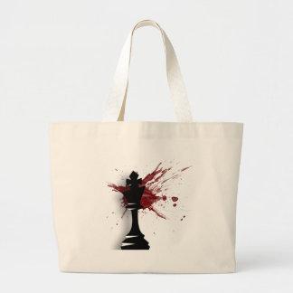 """The King"" Jumbo Tote Bag"