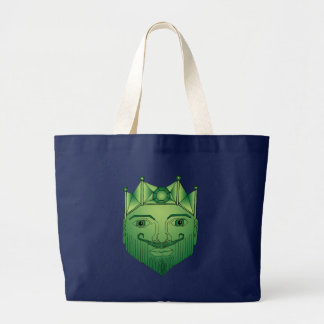 The King Large Tote Bag