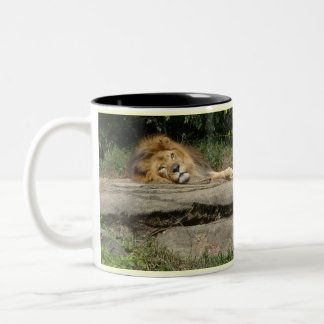 The King-Lion Design Mug