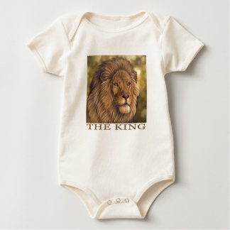 The King Of Beasts! Romper
