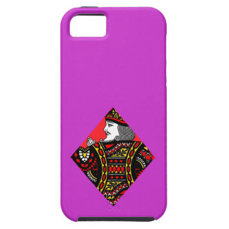 The King of Diamonds Case For iPhone 5/5S