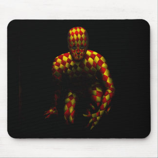 The King of Diamonds Mouse Pad