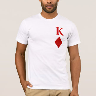 the king of diamonds T-Shirt