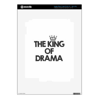 The king of drama decal for iPad 3