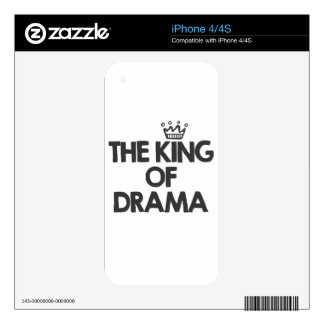 The king of drama skin for iPhone 4