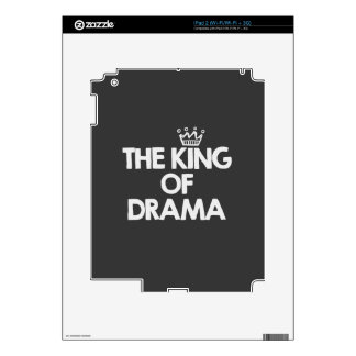 The king of drama skins for iPad 2